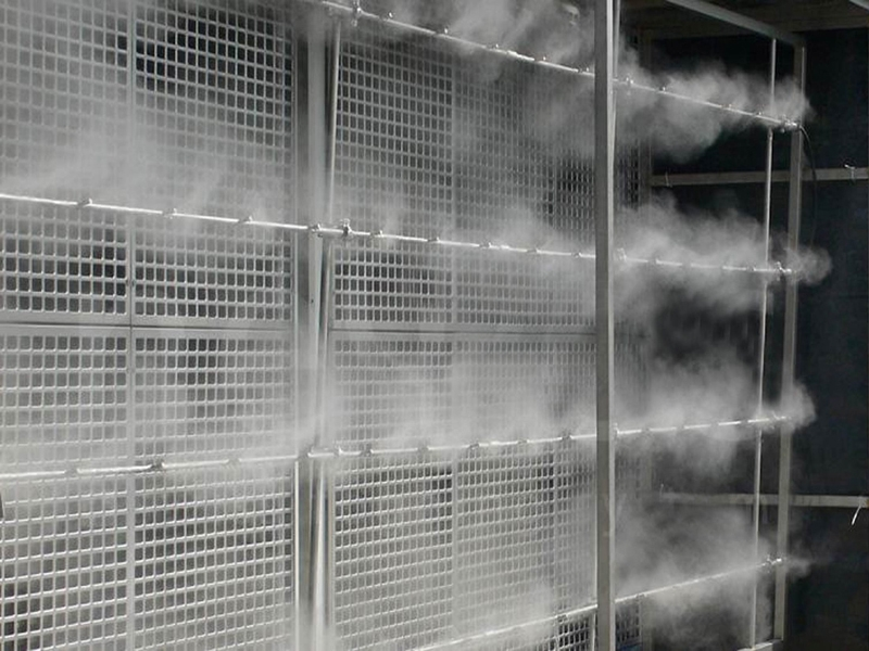 中央空调喷雾降温、冷却、节能改造 解决方案